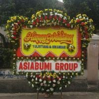 Pesan Cepat & Murah Karangan Bunga Papan Congratulation di Kecamatan Nongsadi Kota Batam (BPC-65)