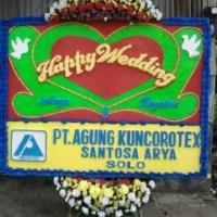 kirim karangan bunga pernikahan di kabupaten purwakarta