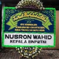 Pesan & Cepat Antar Karangan Bunga Papan Duka Cita di Kecamatan Kota Baru di Karawang (DCB-21)