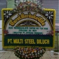 Toko Karangan Bunga Papan Duka Cita Murah di Kecamatan Klari di Karawang (DCB-22)