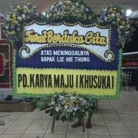 Kirim Express Karangan Bunga Papan Duka Cita di Kecamatan Batu Jaya di Karawang (DCC-23)