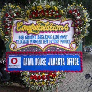 Jual Karangan Bunga Papan Congratulation Di Daerah Surabaya