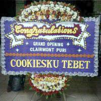 Toko Bunga Pondok Melati, Bekasi | Jual Karangan Bunga Congratulation