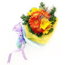 Jual Bunga Handbouquet Matahari Di Singkawang