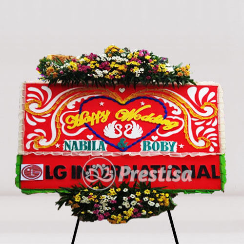 toko bunga bangka belitung K BNGK-12