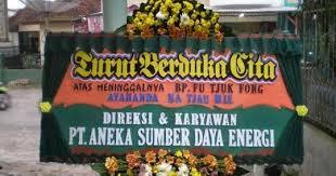 toko bunga online karangan bunga papan duka cita di kabupaten sumedang