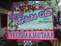 Jual Bunga Papan Duka Cita Di Kota Surabaya