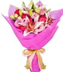 Kirim Bunga Handbouquet Untuk Kota Malang
