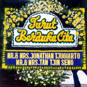 Jual Karangan Bunga Papan Duka Cita Di Surabaya