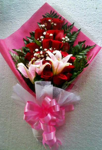 jual handbouquet mawar wedding di kabupaten bandung barat