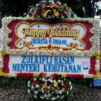 kirim bunga ucapan pernikahan di kabupaten bandung barat