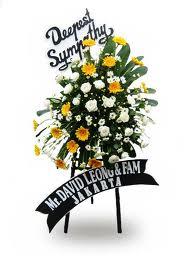 pesan standing flower duka cita di kabupaten pangandaran