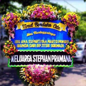 Jual Bunga Papan Ucapan Duka Cita Di Kota Surabaya