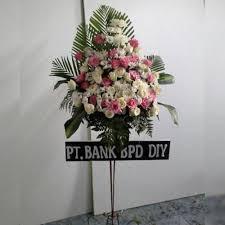 toko bunga standing flower belasungkawa di daerah kelapa gading