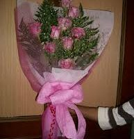 kirim handbouquet pernikahan di kabupaten subang