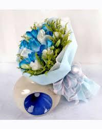 Jual Bouquet Coklat Valentine Kota Makassar