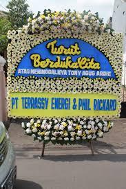 Jual Karangan Bunga Papan Duka Cita Di Kota Surabaya