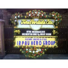 kirim bunga salib turut berduka cita di daerah kelapa gading