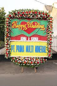 Jual Bunga Papan Wedding Di Kec. Cilandak Kota Jakarta