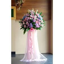 Jual Standing Flower Pernikahan di Daerah Kelapa Gading