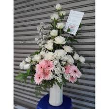 kirim bunga meja pernikahan di kabupaten purwakarta