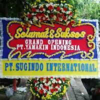 Toko Bunga Online Anniversary di Karawang Jawa Barat