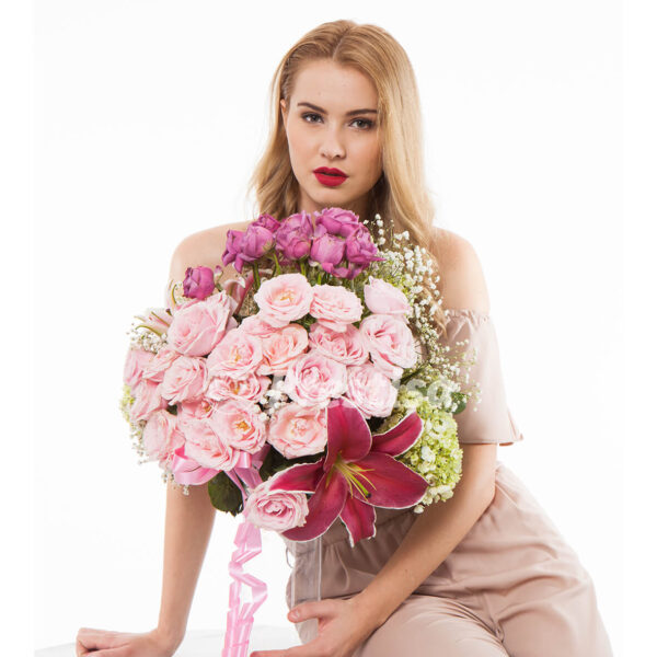 Bunga Meja 1116-4