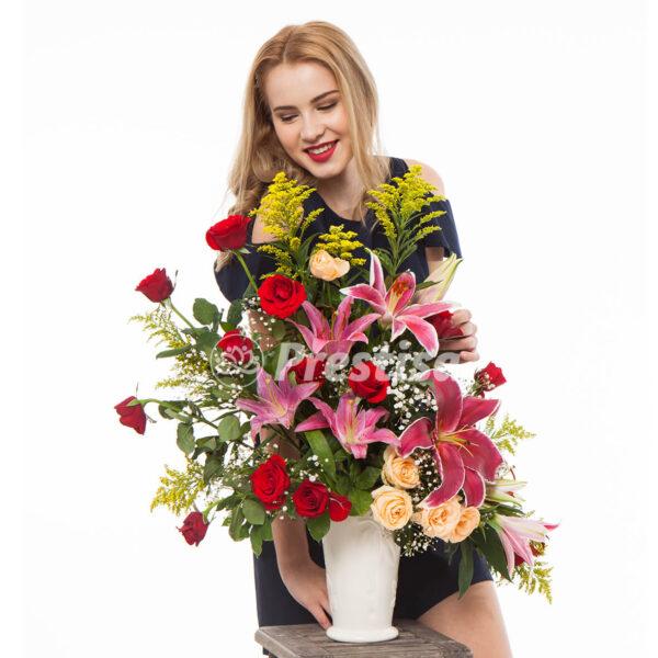 Bunga Meja 1116-5
