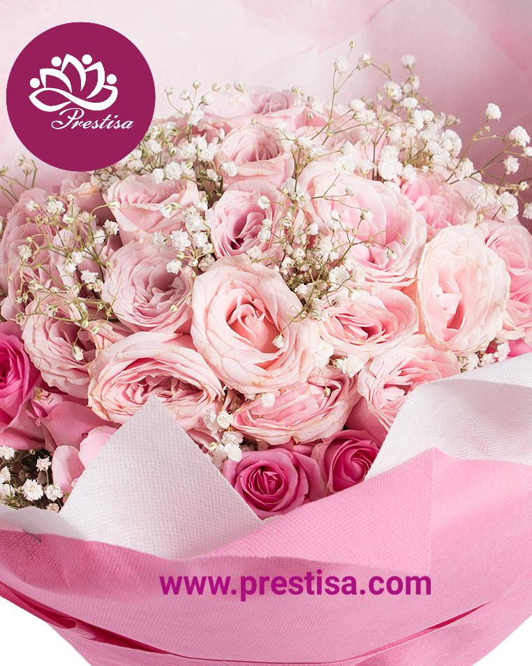 Pesan Bouquet Valentine Untuk Kota Surabaya