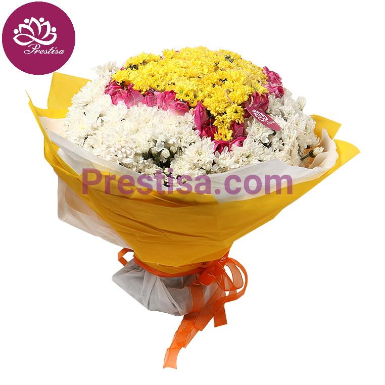 Send Flower Handbouquet To Medan