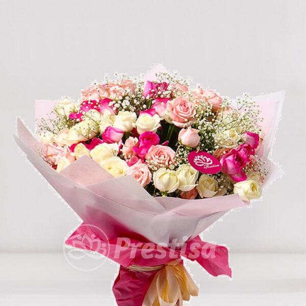 hand bouquet 117-2-q