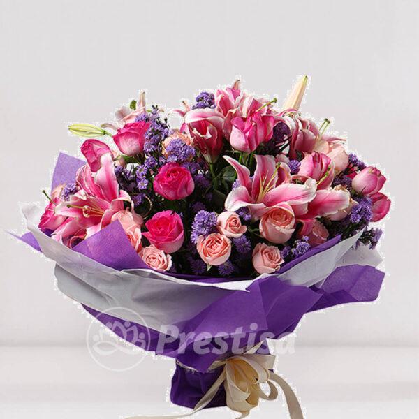 hand bouquet 117-3-q