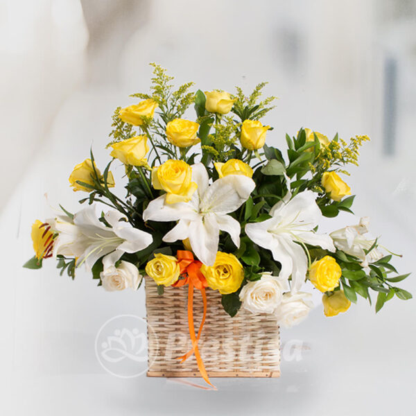 Bunga Meja 1116-7 (BGR)