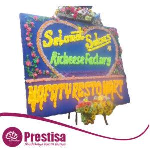 bunga papan congratulation medan MDN 417-2
