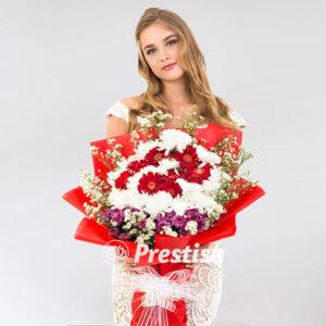 Hand Bouquet 118-1-1