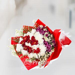 Toko Bunga Bali, Bandung, Jakarta Hand Bouquet 118-1-1