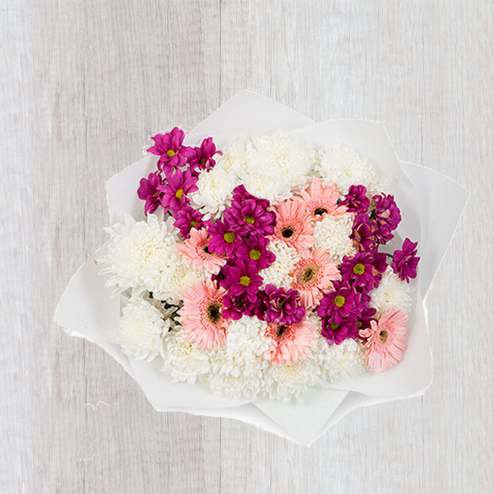 Hand Bouquet 118-2 - Pesan Online & Delivery Indonesia | Prestisa
