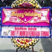 TOKO BUNGA WEDDING DI PONDOK KELAPA, JAKARTA | JUAL KARANGAN BUNGA WEDDING