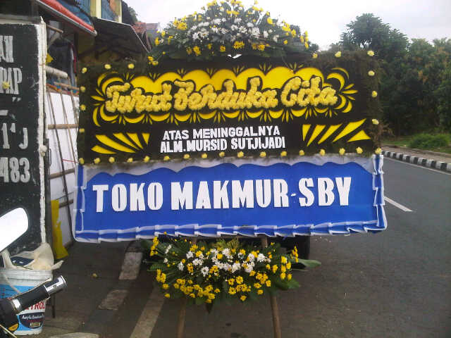 Toko Bunga Ilir Barat I (Satu), Palembang | Jual Karangan Bunga Duka Cita