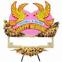 Toko Bunga di Batu Ceper, Kota Tanggerang | Jual Karangan Bunga Wedding