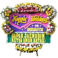 Toko Bunga Pondok Gede, Bekasi | Jual Karangan Bunga Wedding