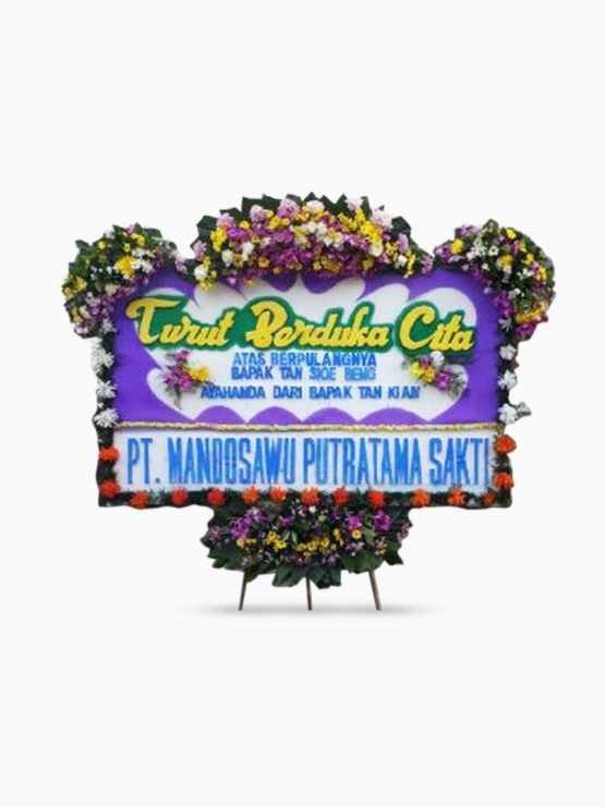 Jual Bunga Papan Duka Cita, Kel. Tinjomoyo Kota Semarang