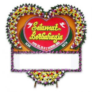 Toko Bunga di Mariso, Makassar | Jual Karangan Bunga Wedding