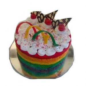toko kue bekasi, toko kue rainbow