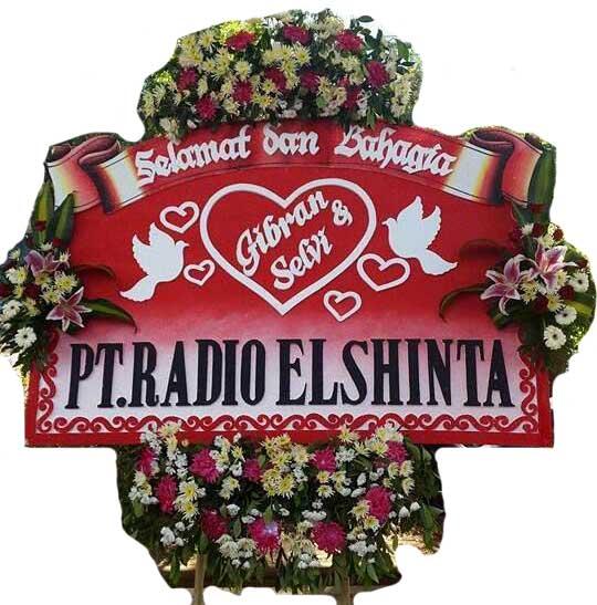 TOKO BUNGA WEDDING BEKASI BARAT, BEKASI