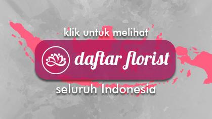 Daftar Florist Indonesia
