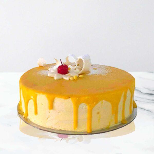 mango cake sweet