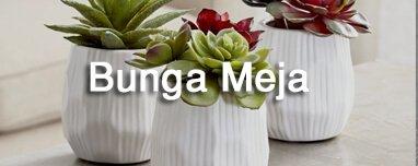 Banner Navigasi Bunga Meja