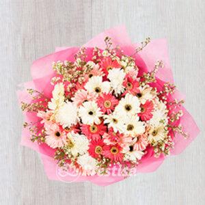 Toko Bunga Bogor Hand Bouquet-BGR118-5