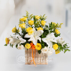 Bunga Meja 1116-7 BGR